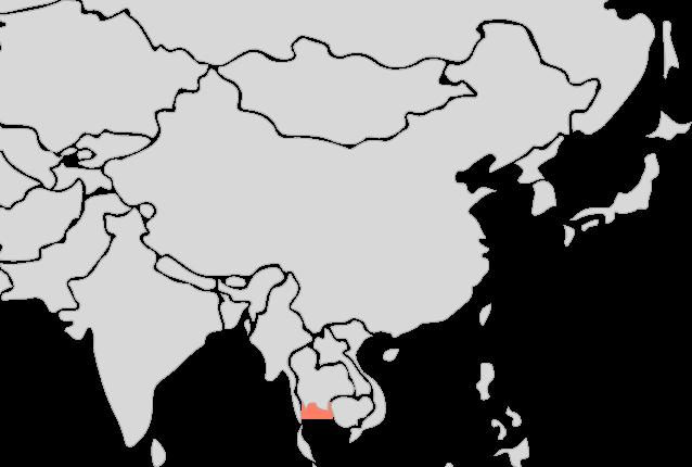 Segelreisen nach Asien mit Sporedo Karte