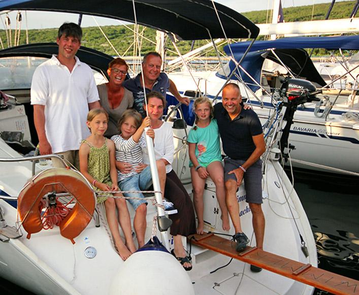 Skipper Kinder Familie Sporedo