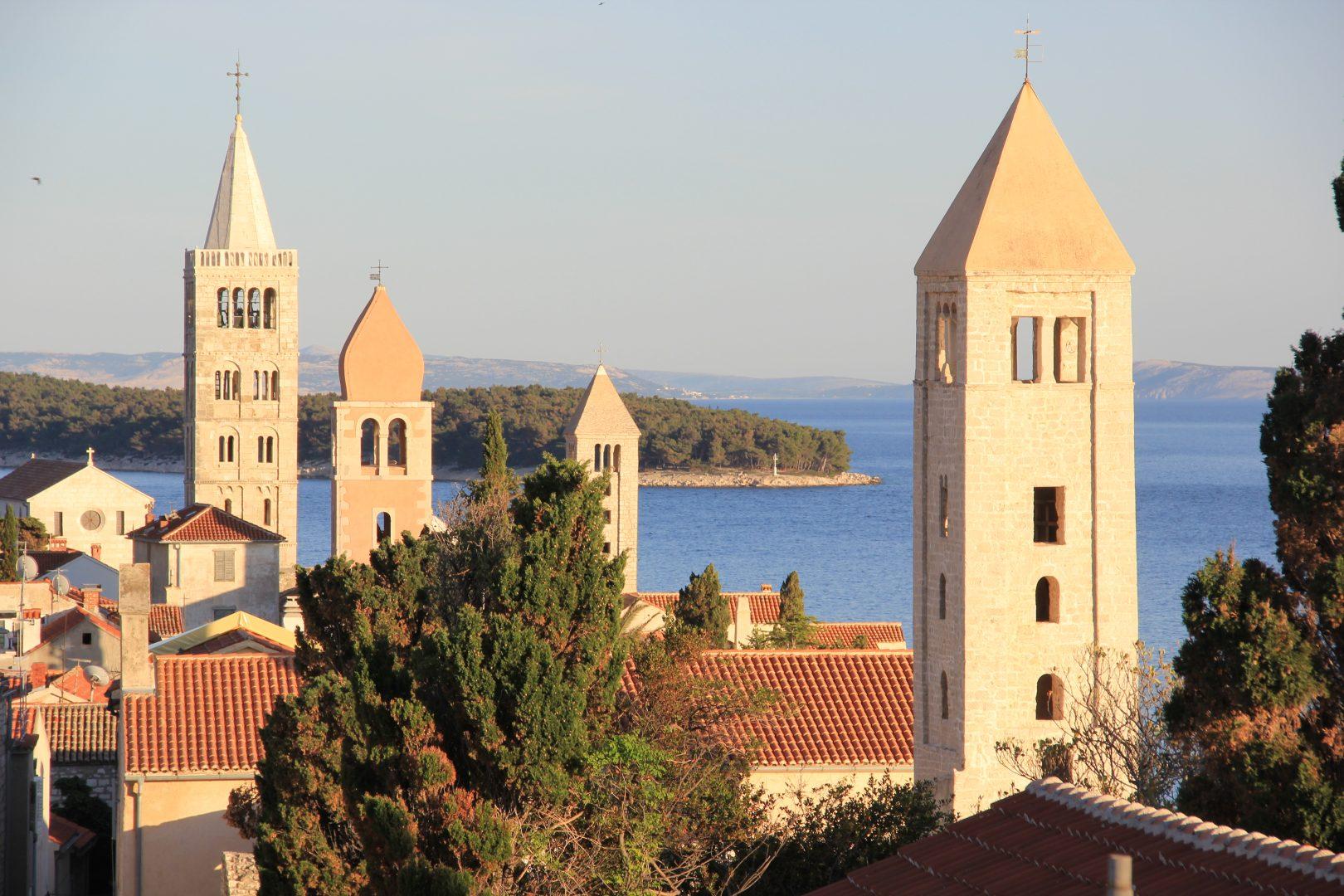 Kirchen Meer Aussicht Segelrevier