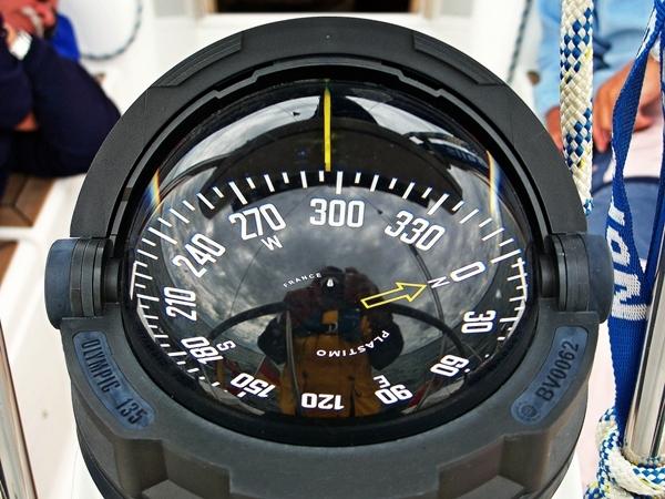 Kompass Yacht Segelreisen Sporedo
