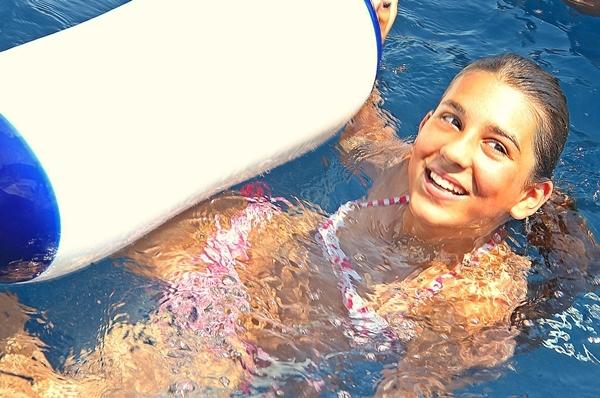Schwimmen Meer Sporedo Segelreisen