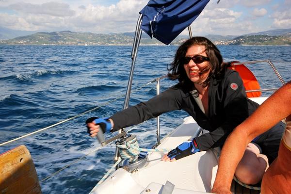 Urlaub auf der Yacht Tau