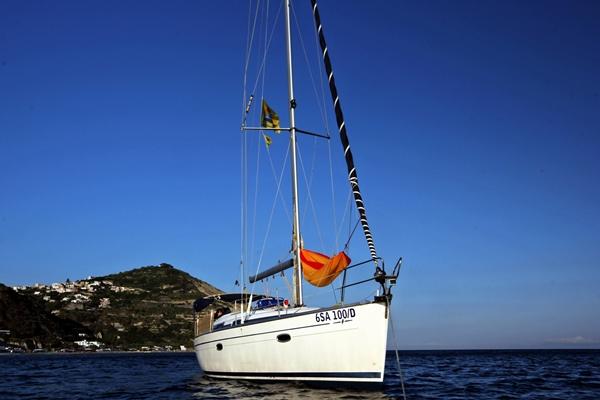Yacht Segeln Meer schön