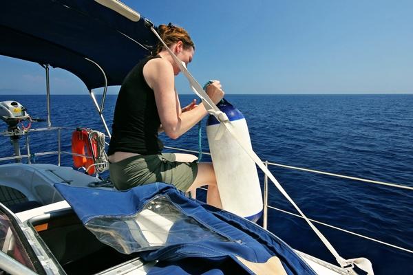 Yacht Meer Segelreisen Sporedo