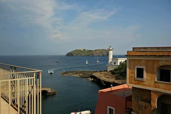 Yacht Reisen Ausblick Meer