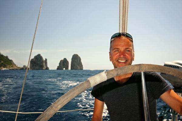 Steuern Urlaub Yacht Segelreisen