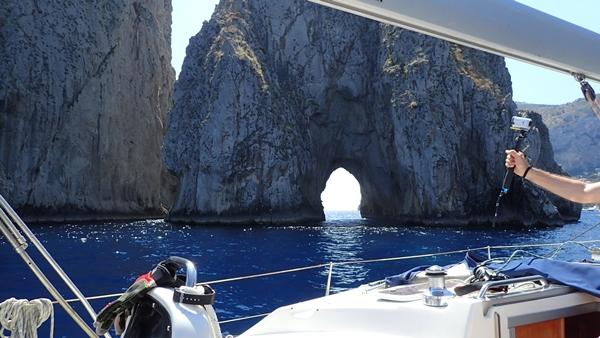 Felsen Meer beeindruckend