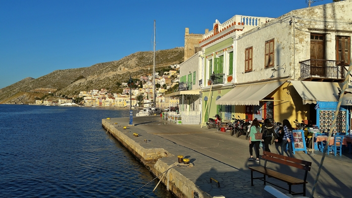 Hafenladen, Meer, Segelreisen