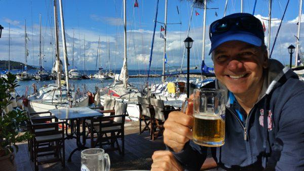 Bier am Hafen, Sporedo Segelreisen