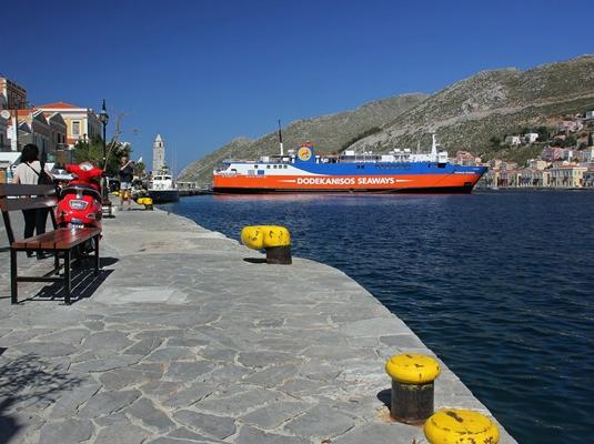 Schiff Hafen Natur Meer