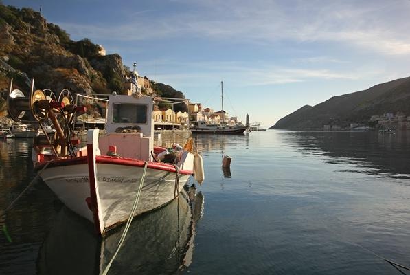 Yachthafen Meer Natur