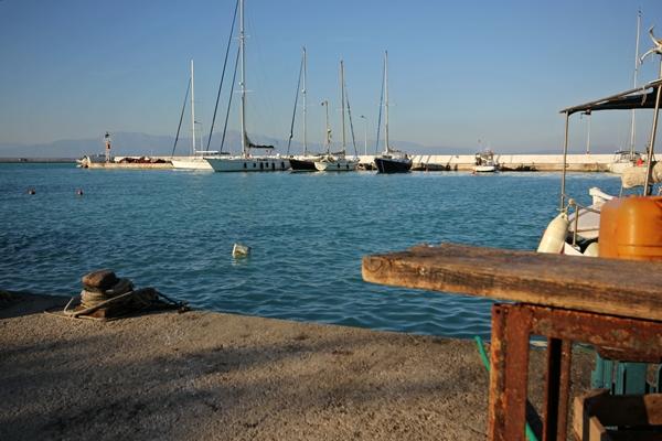 Hafen Yacht Pier Sporedo