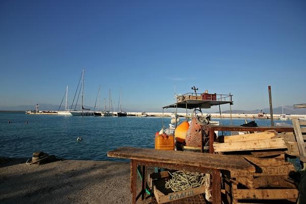 Hafen Pier Yacht Meer