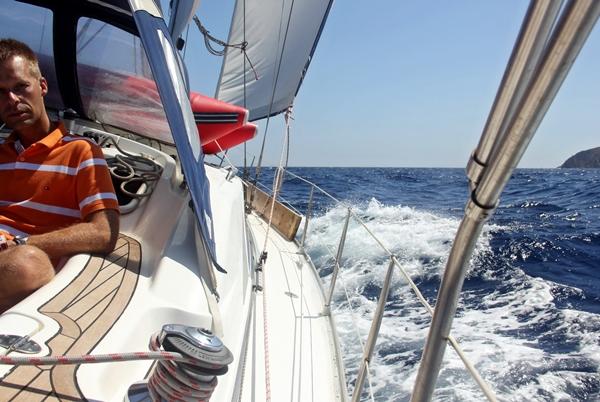 Segelreise Yacht Meer Sporedo