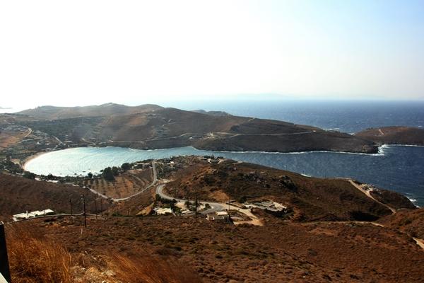 Ausblick Peloponnes Bucht