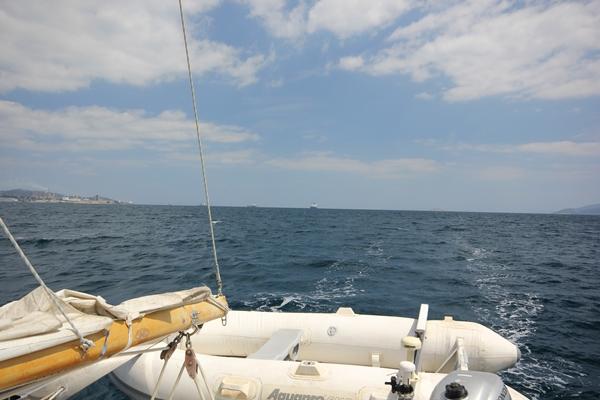 Beiboot Yacht Sporedo Meer Segeln