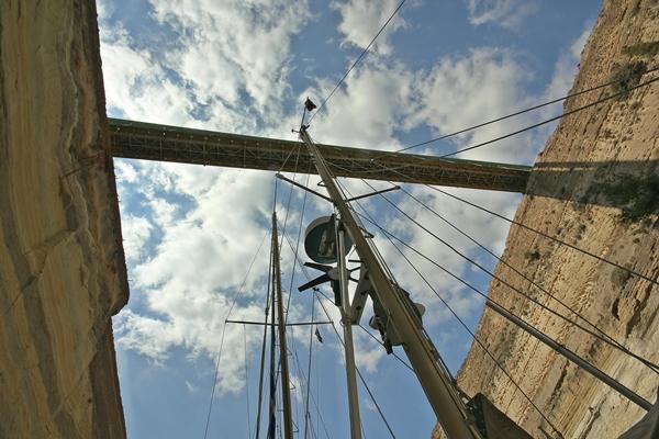 Bucht Sporedo Segelreisen Yacht