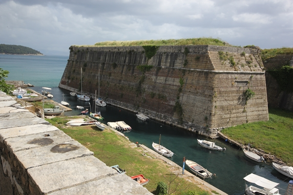 Bucht anlegen Segeln Sporedo