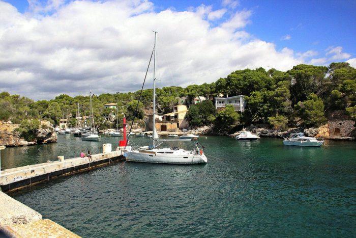 Hafen Mallorca Sporedo Reisen