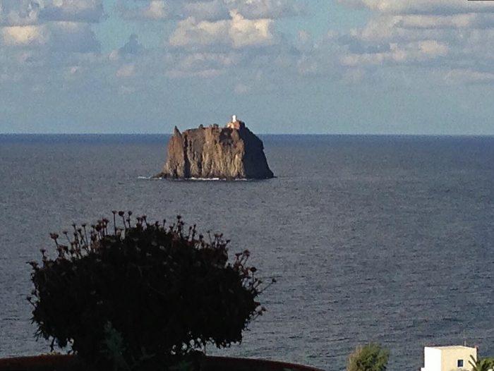 Sizilien Felsen Felsküste Insel Segeln
