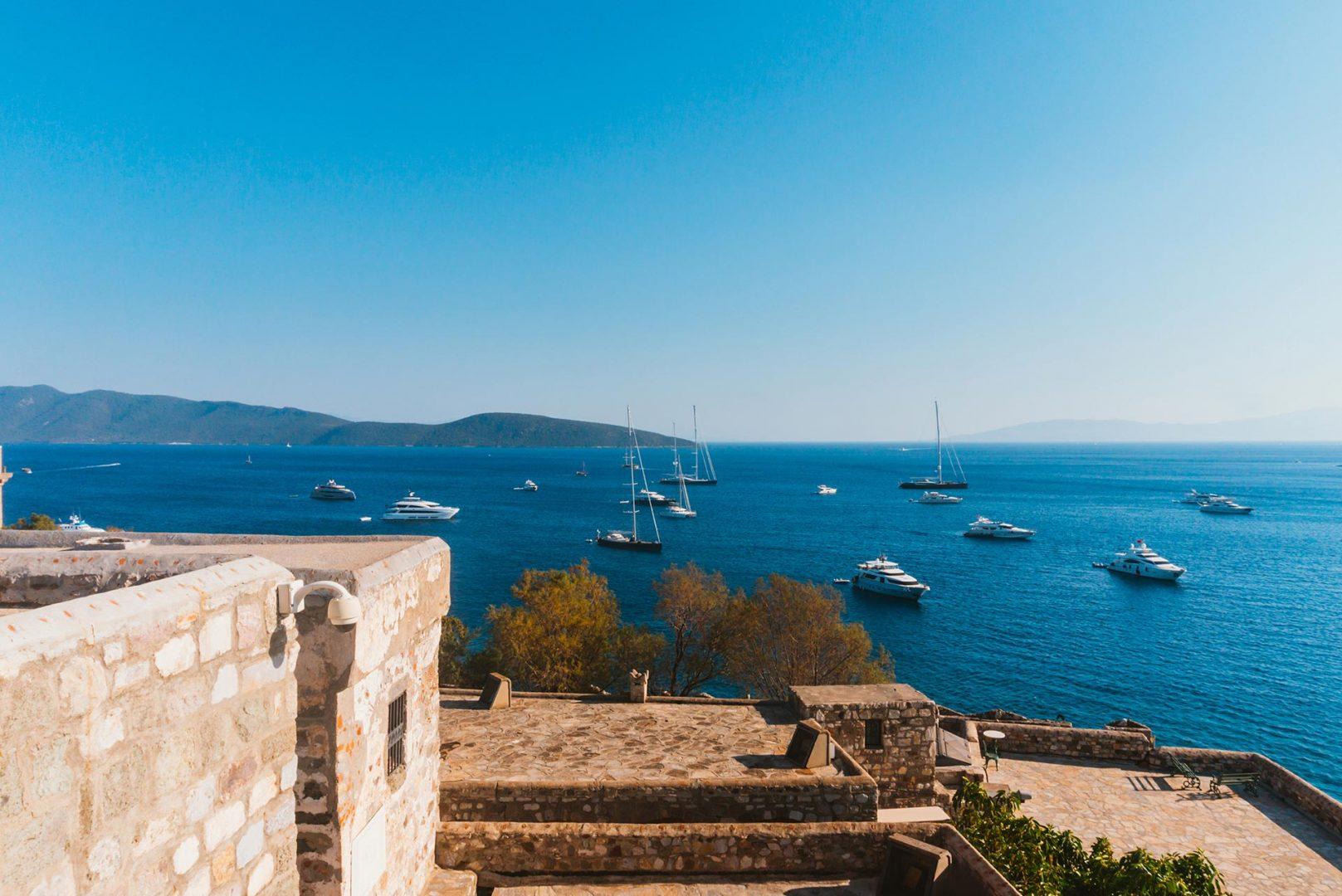 Segelrevier Griechenland Sporedo Segelreisen