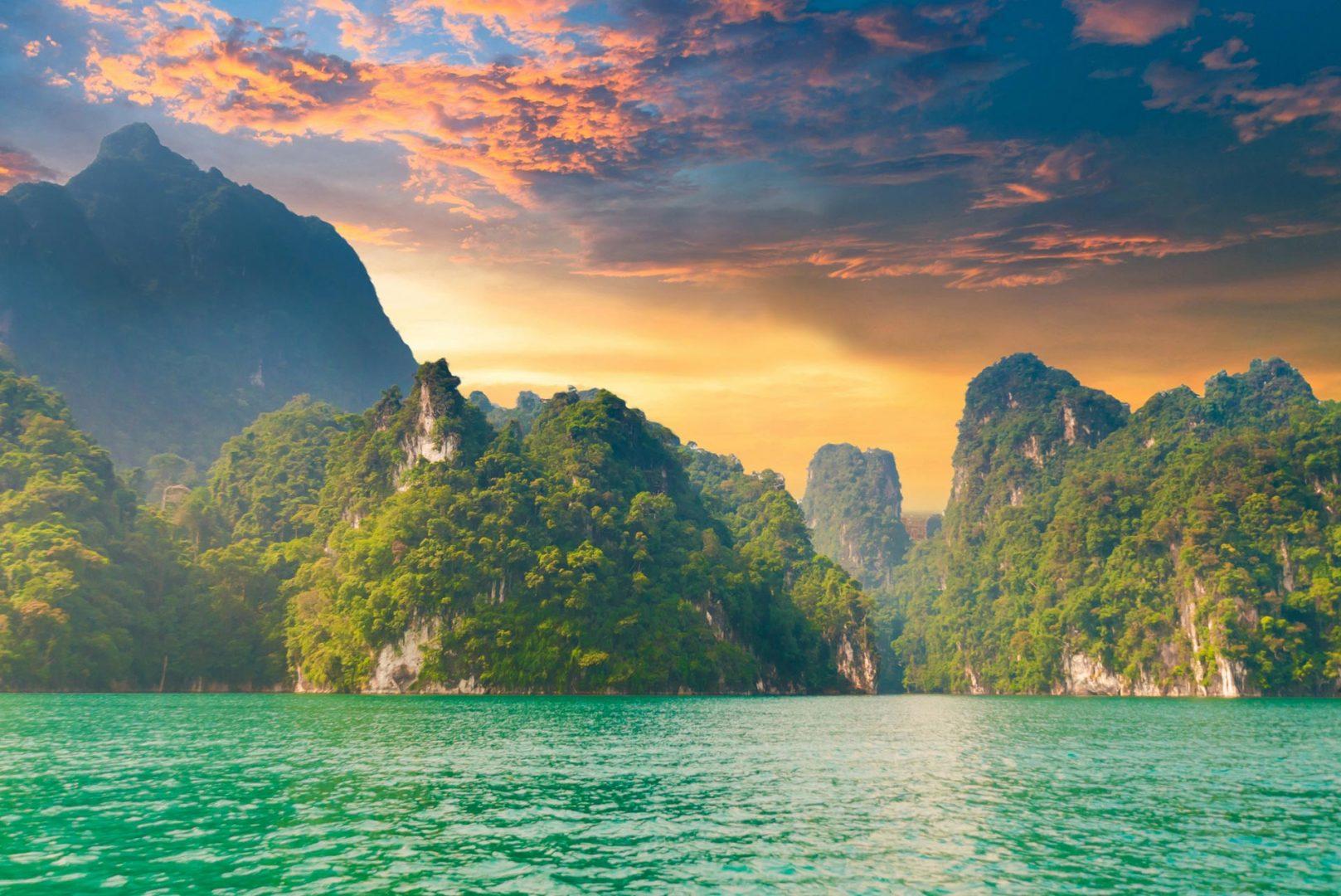Segelrevier Thailand Sporedo Segelreisen