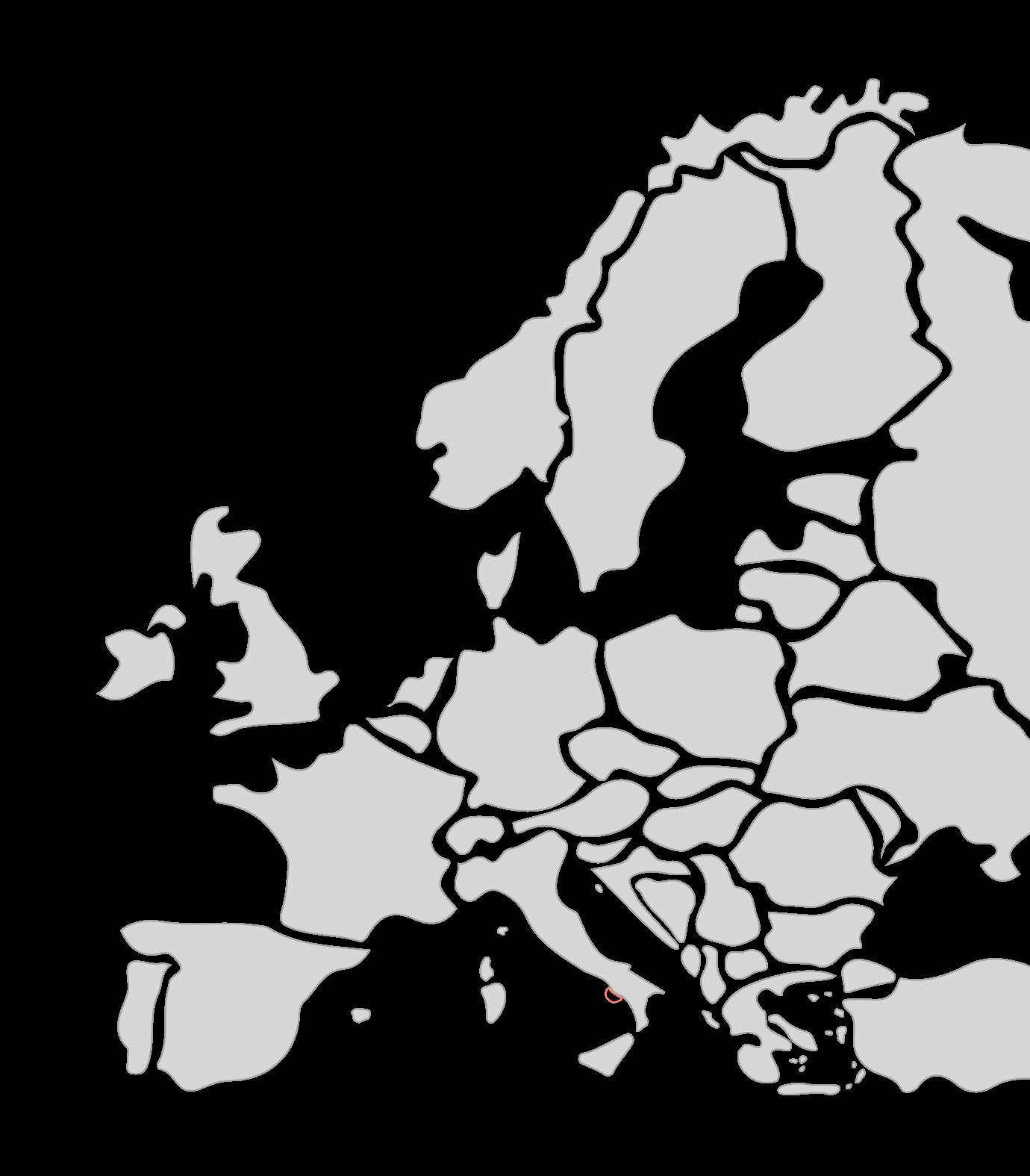 Karte Segelreisen Amalfi