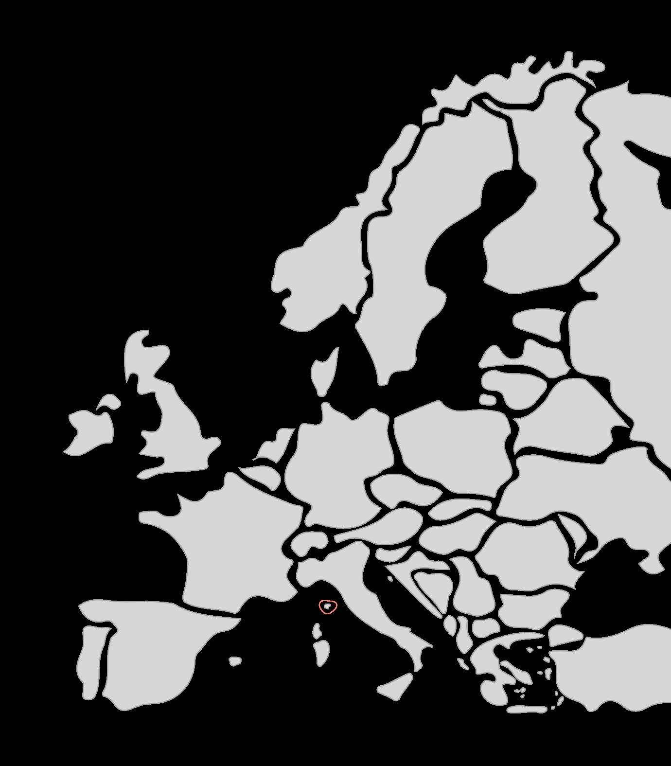 Karte Segelreisen Elba