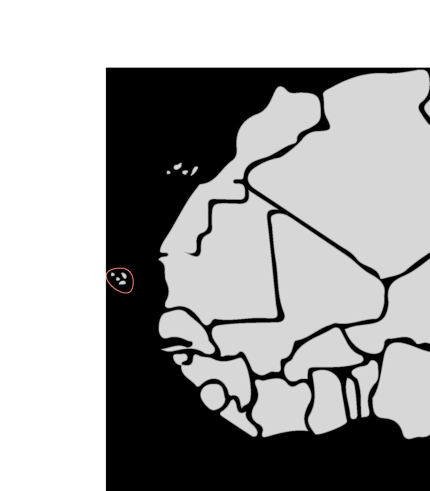 Karte Segelreisen Kapverden