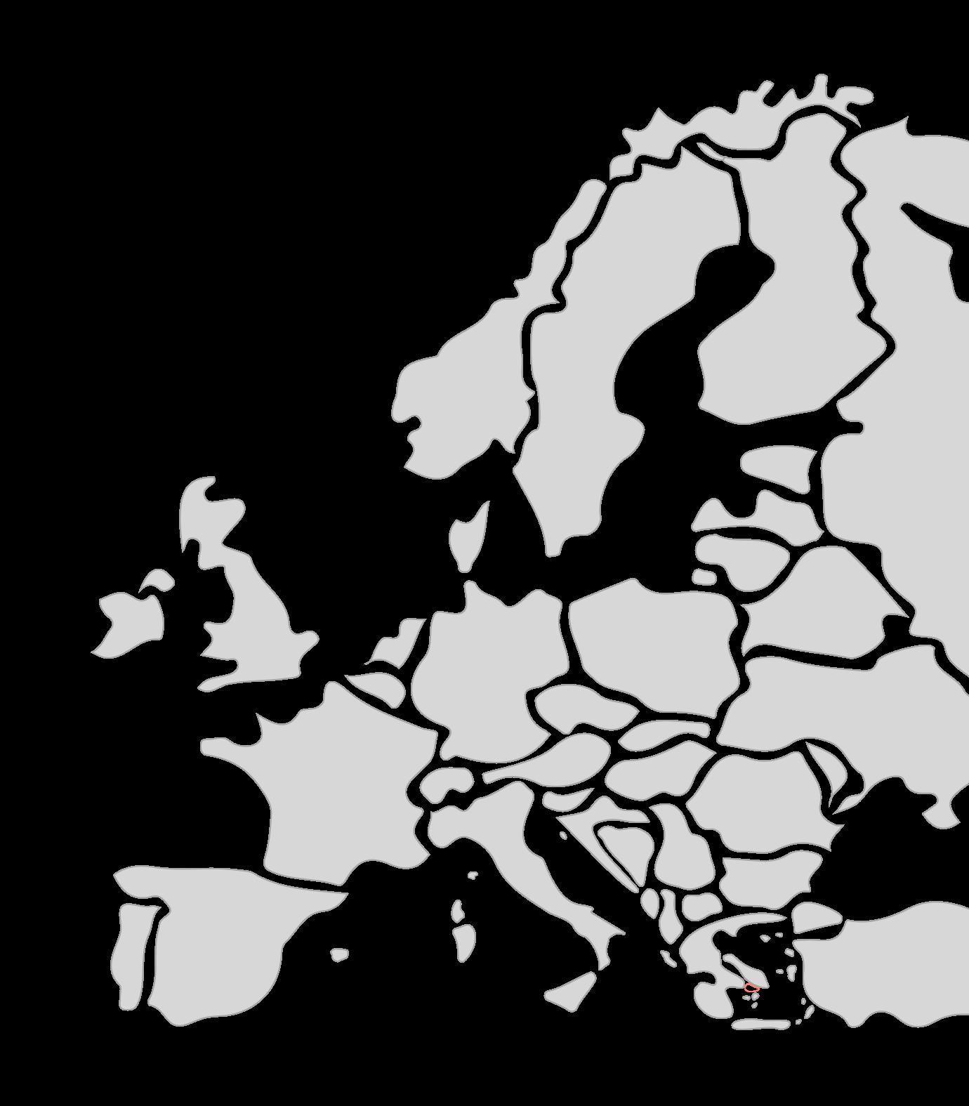Karte Segelreisen Pelepones