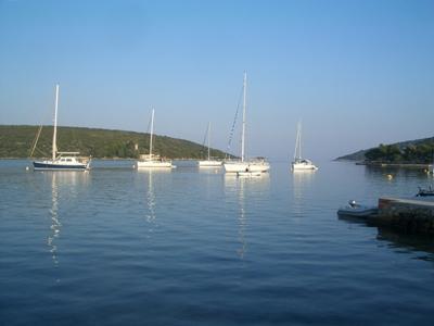 Flottillensegeln Yacht Sporedo