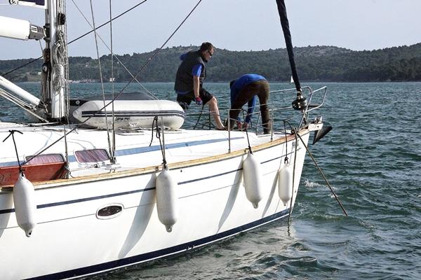 Yacht Segeln Sporedo