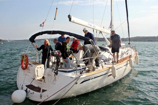 Ablegen Sporedo Yacht