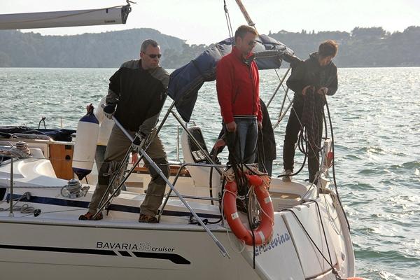Teamwork Hafen Sporedo