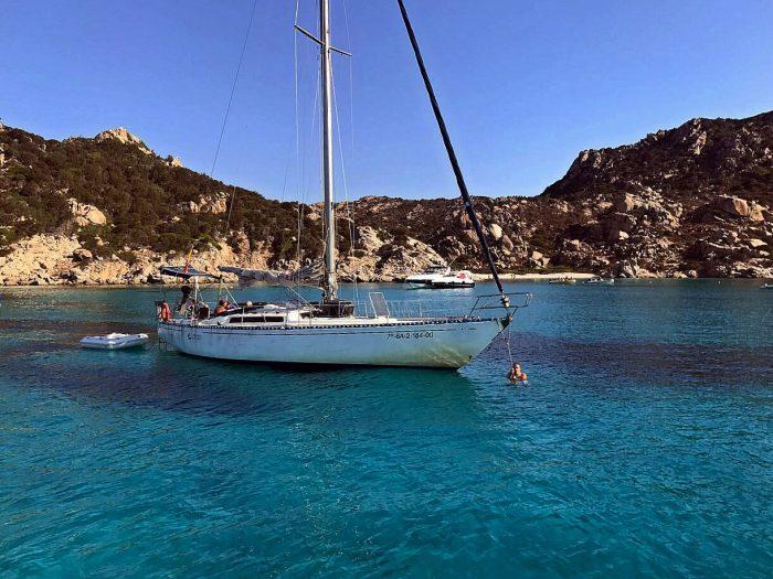 Sardinien Meer Küste Segeln
