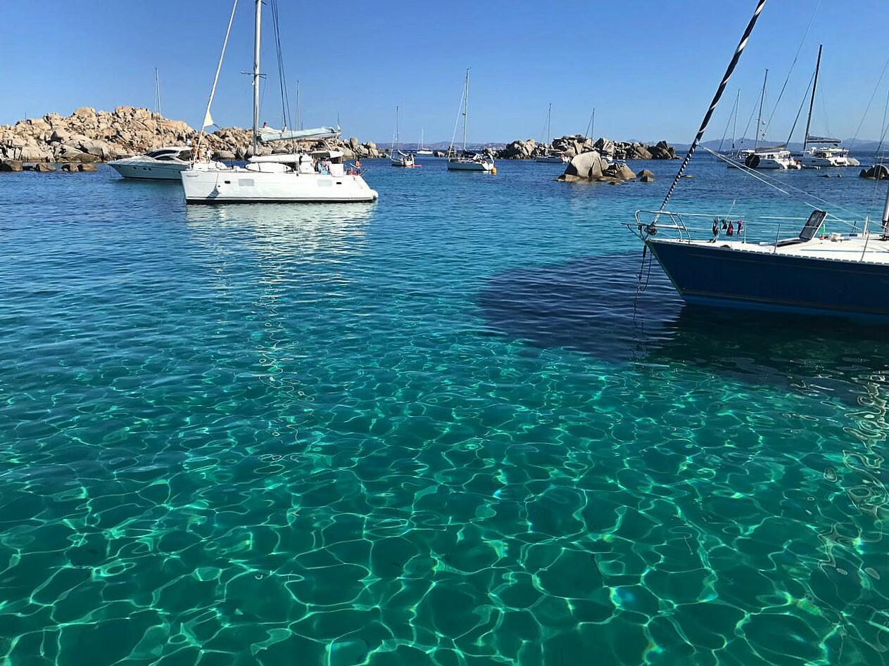 Yachten Sardinien Segelreisen Sporedo