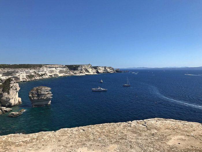 Sardinien Korsika Segeln Yacht