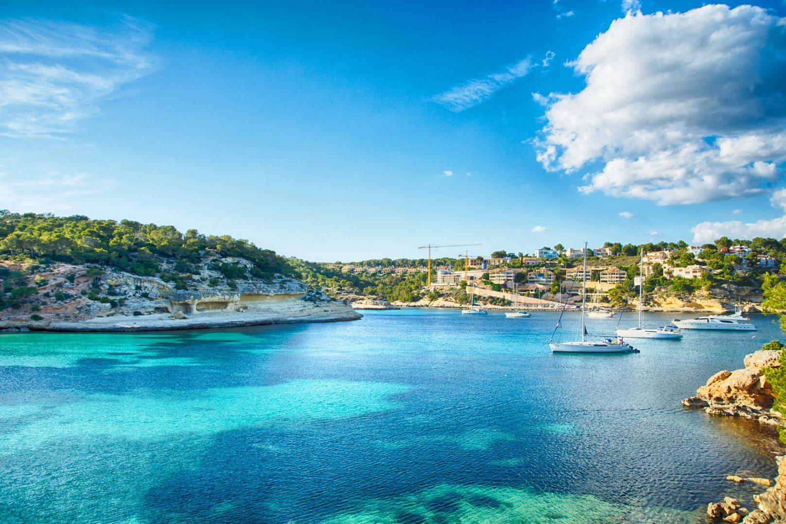 Segelrevier Balearen Yacht Sporedo